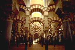 Mosque at C�rdoba