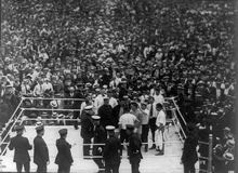 Boxing:Dempsey vs. Carpentier