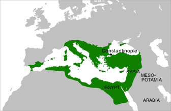 Justinian's empire