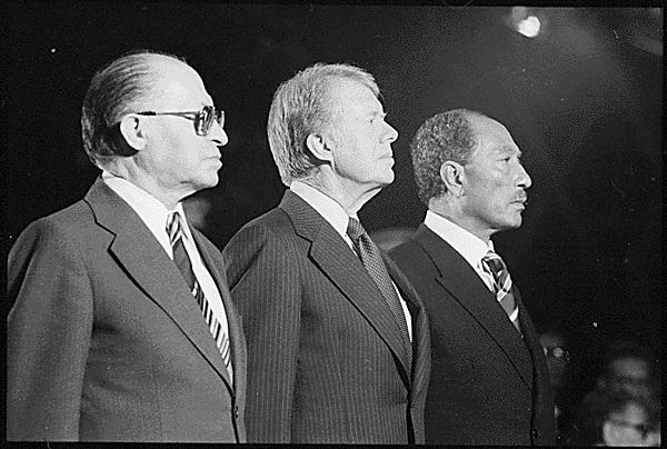 Begin, Carter and Sadat