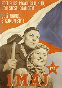 communists poster