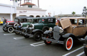 1928 Fords. Click for more.