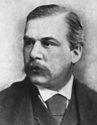 J.P. Morgan as a young man.