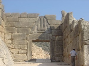 Lion's Gate, Mycenae