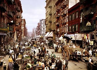 New York City, 1900