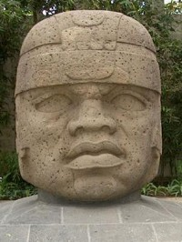 Olmec, from San Lorenzo