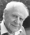 Karl Popper, philosopher, novelist