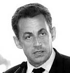 President Sarkozy of France