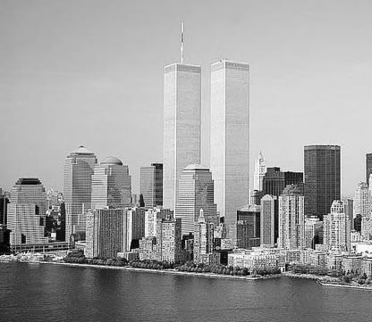 Twin Towers of the World Trade Center