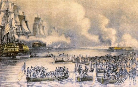 U.S. Landing at Veracruz