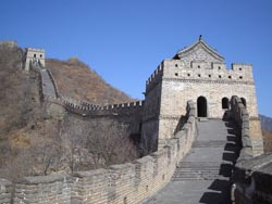 Wall of China,  Ming construction
