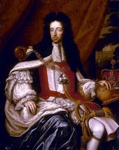 King William III