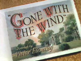 Gone with the Wind promotion