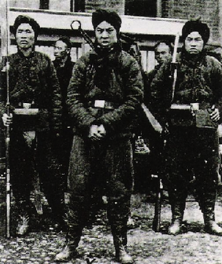 China's Boxer Rebellion