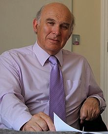 photo of Vince Cable