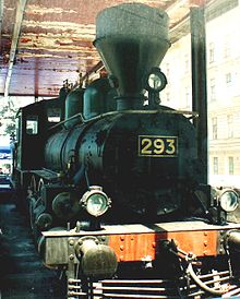 locomotive  293