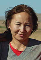 Mongolian author
