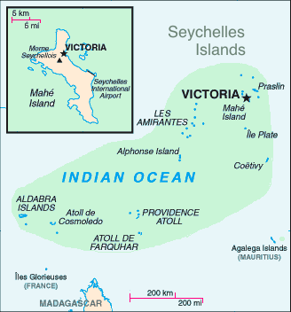 Sychelles Islands